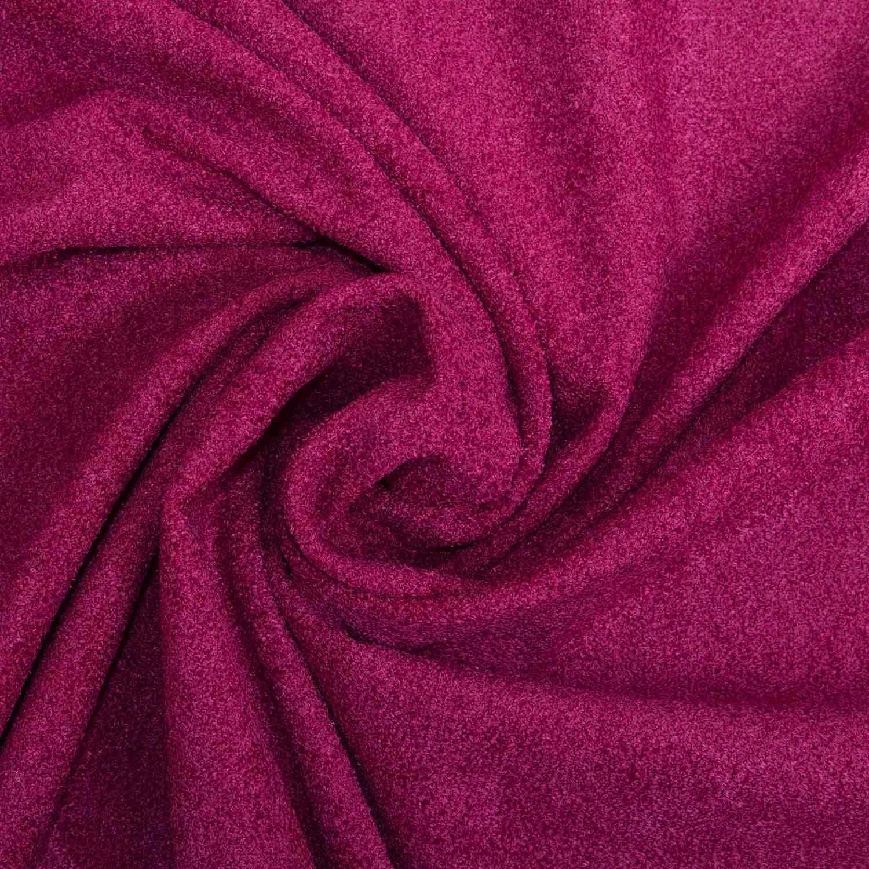 Soft Plain Chenille Designer Curtain Cushion Sofa Upholstery Fabrics Pink Lilac