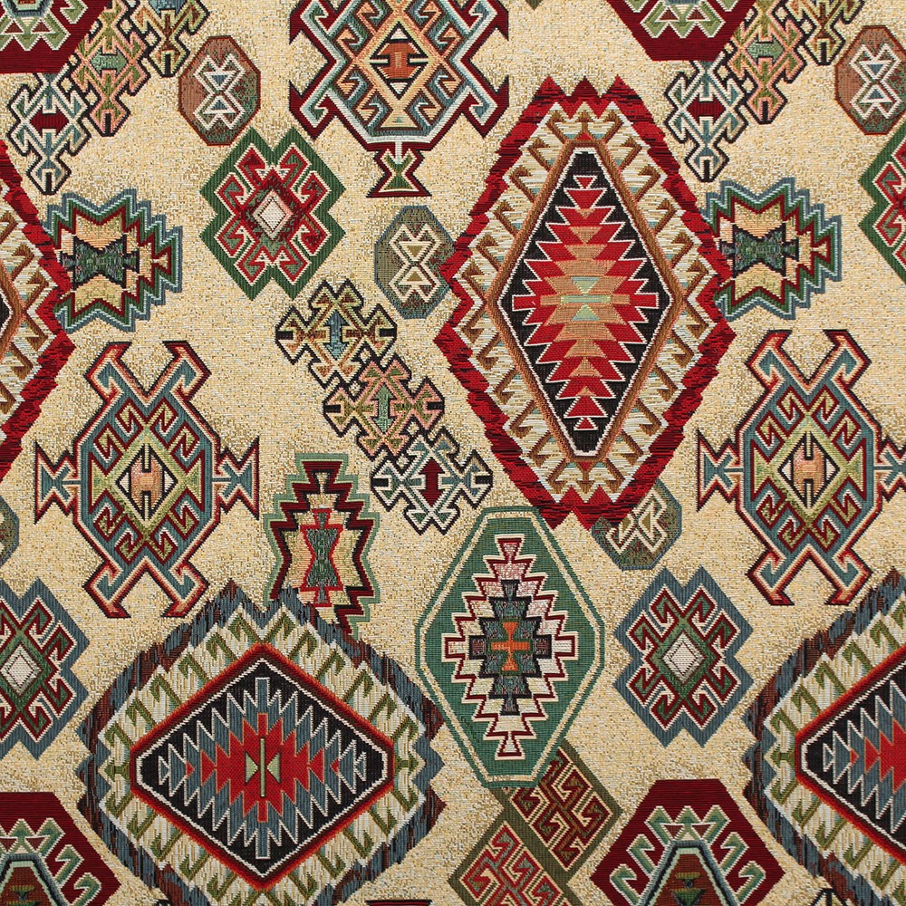 Aztec Woven Jacquard Upholstery Fabric I Want Fabric