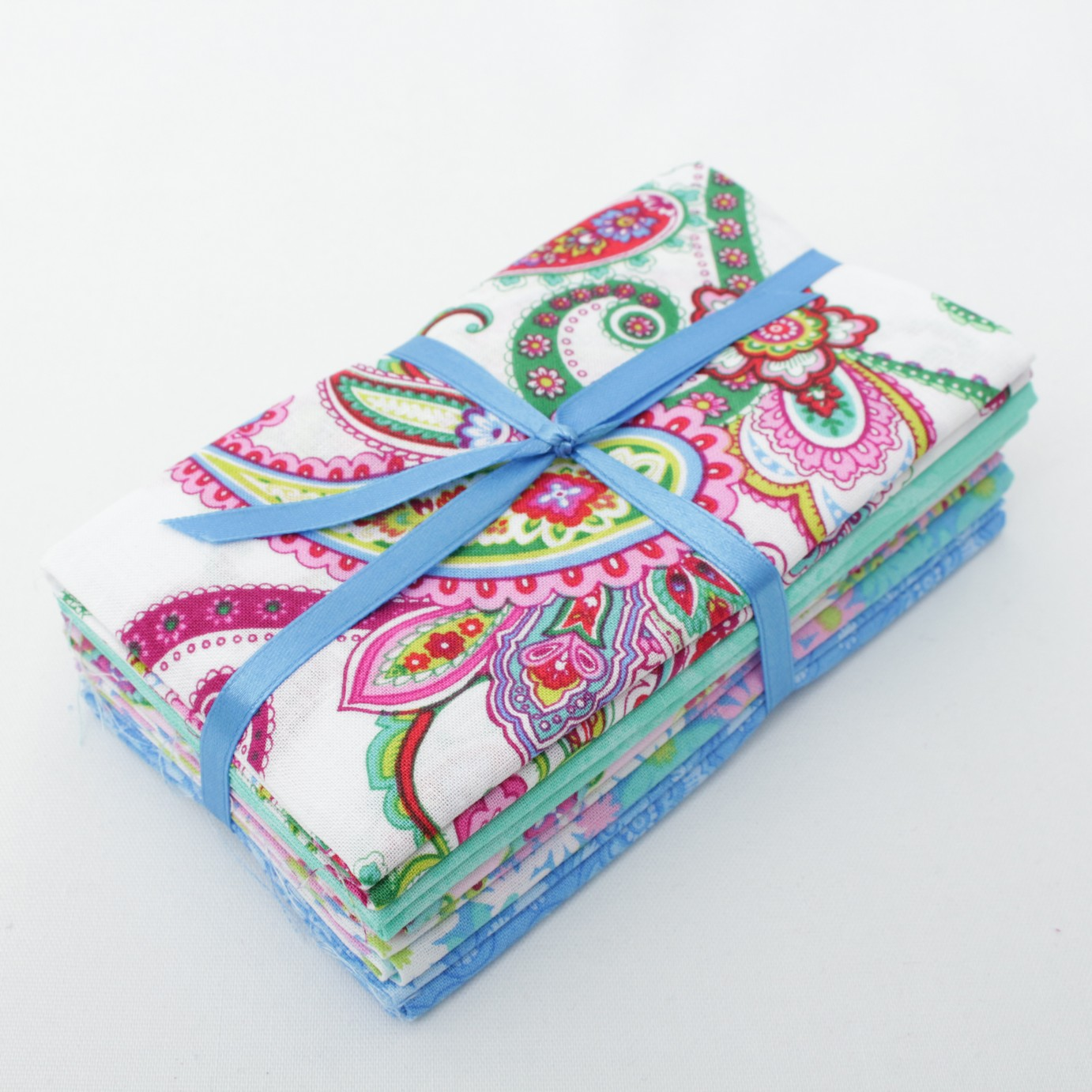 Fabric Editions Punch of Paisley Fat Quarter | I Want Fabric