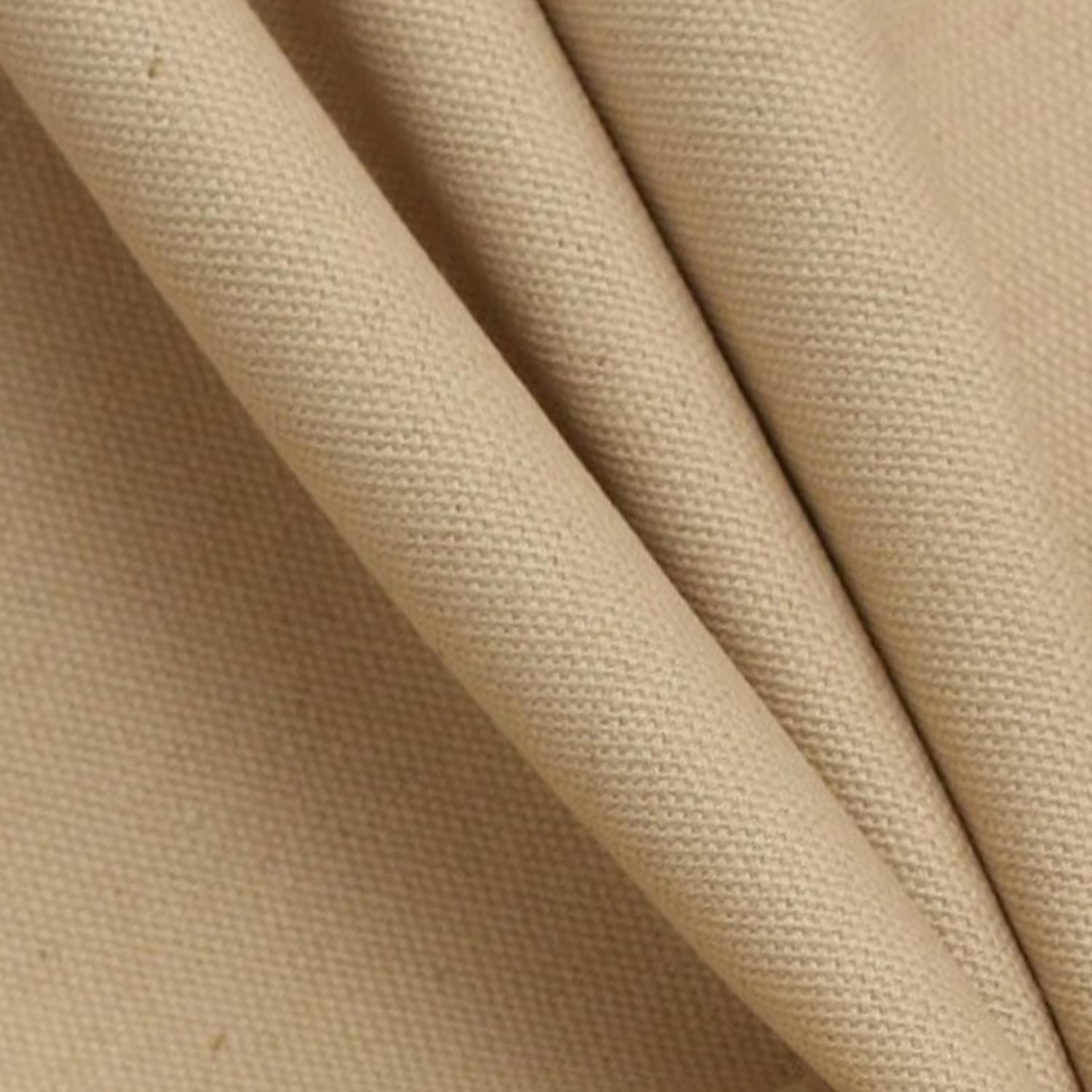 Luxury 100/% Cotton Canvas Fabric Craft Material YELLOW