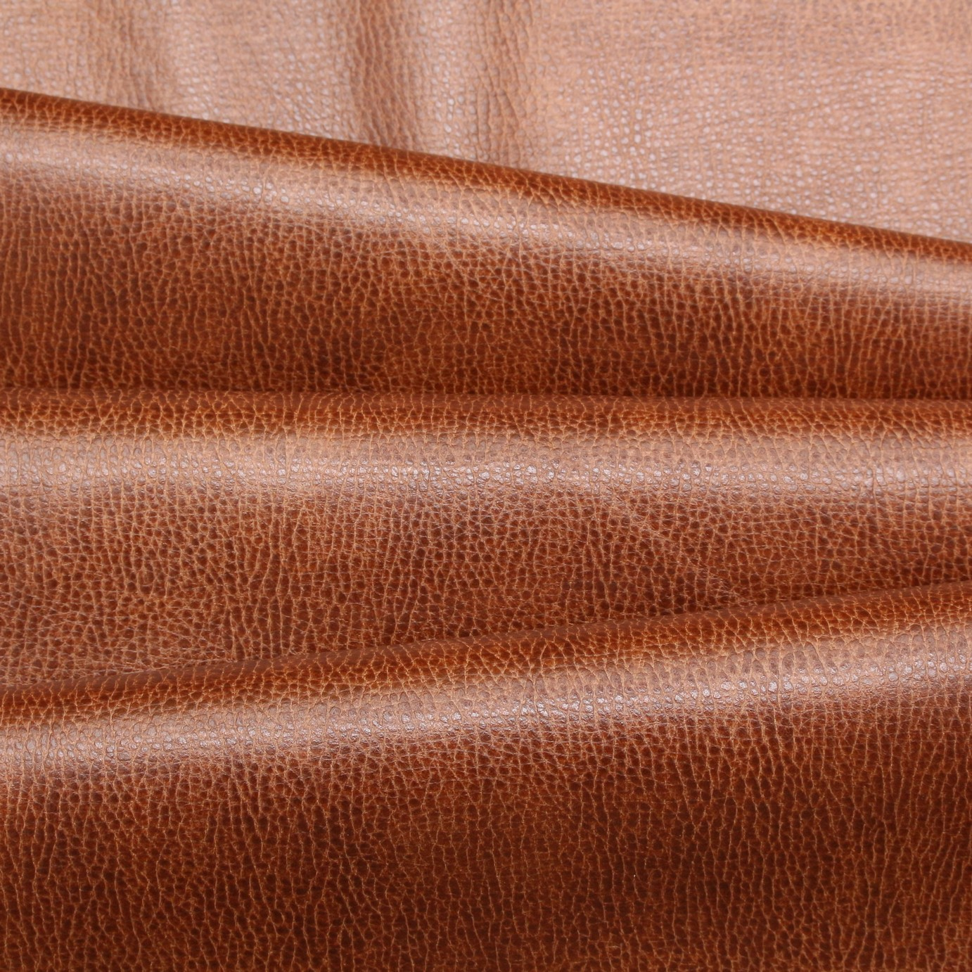 Eco Genuine Real Leather Recycled Textured Upholstery Fabric