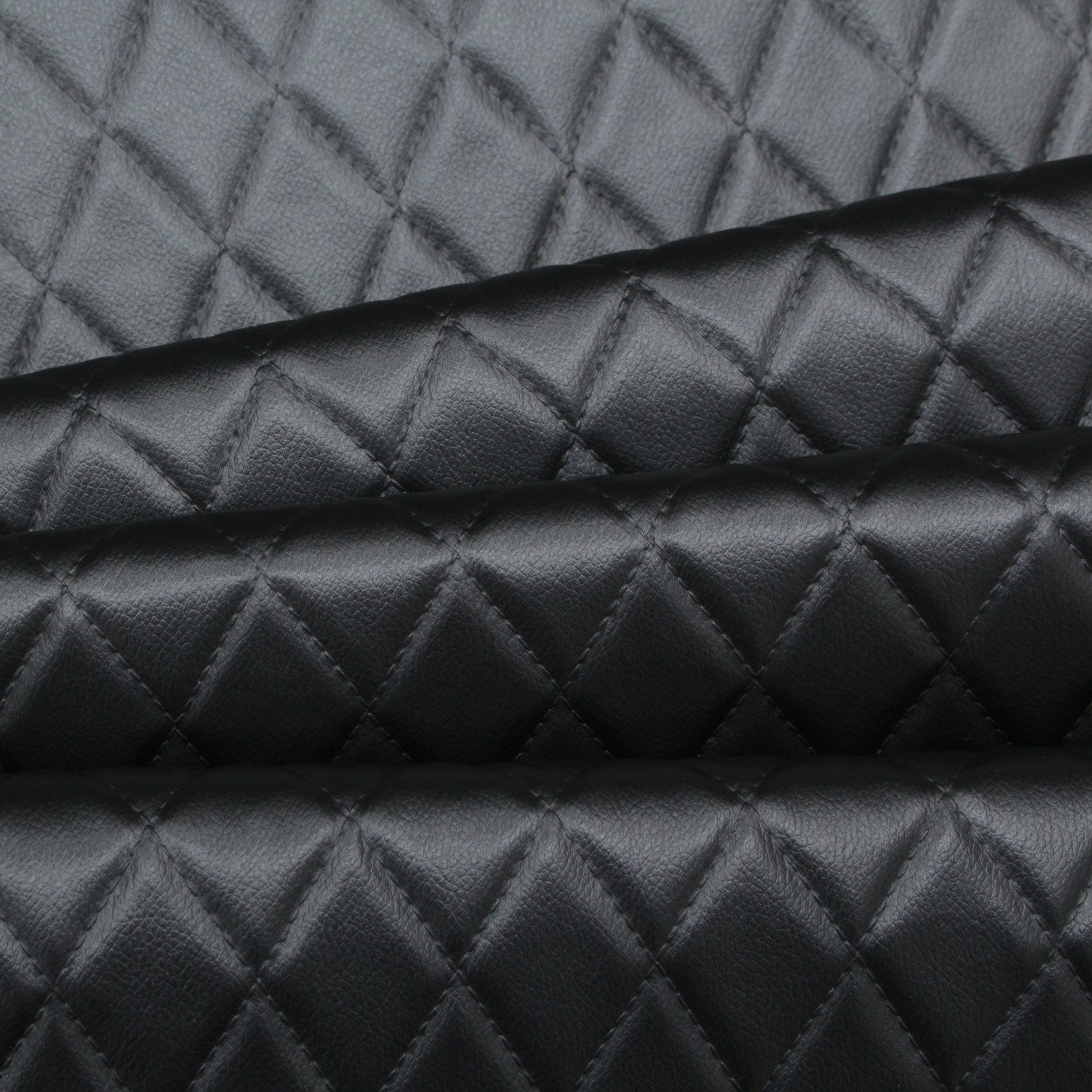 faux leather diamond stitch embossed padded car upholstery. Black Bedroom Furniture Sets. Home Design Ideas