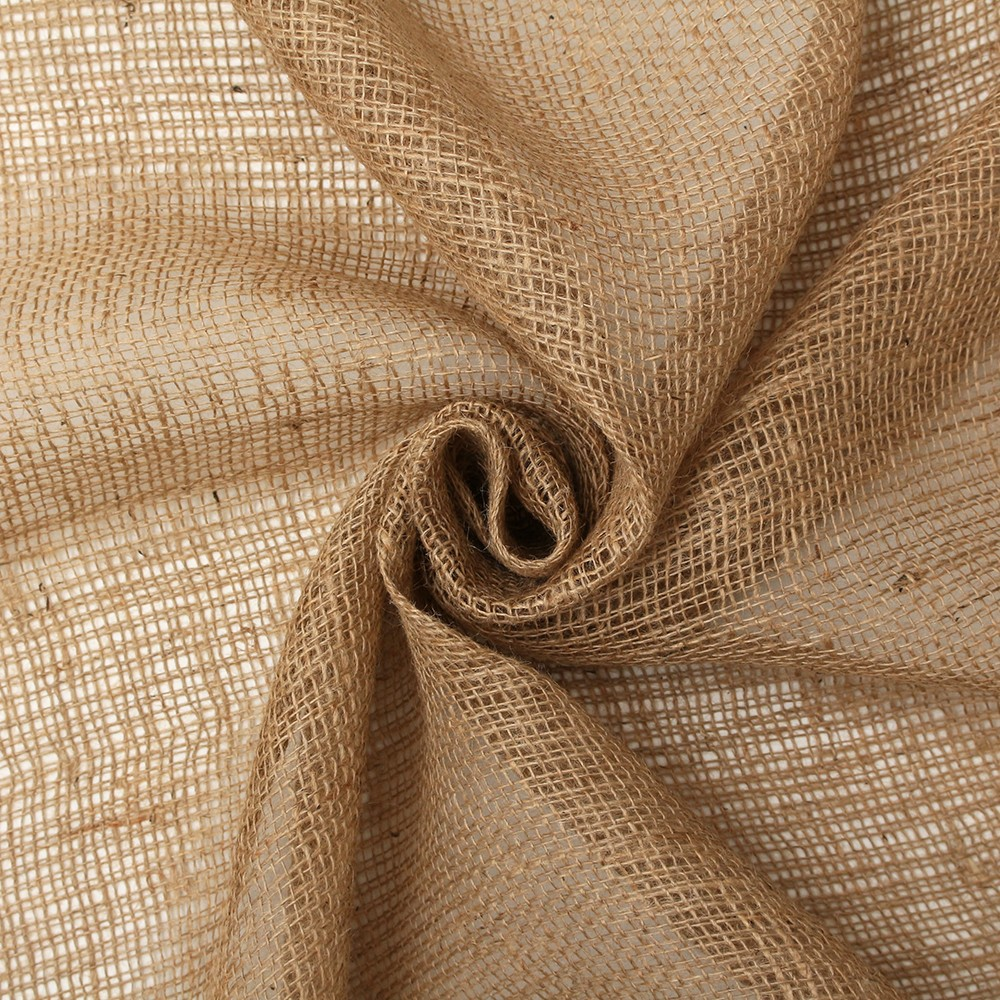 Loose Plain Weave Hessian Fabric