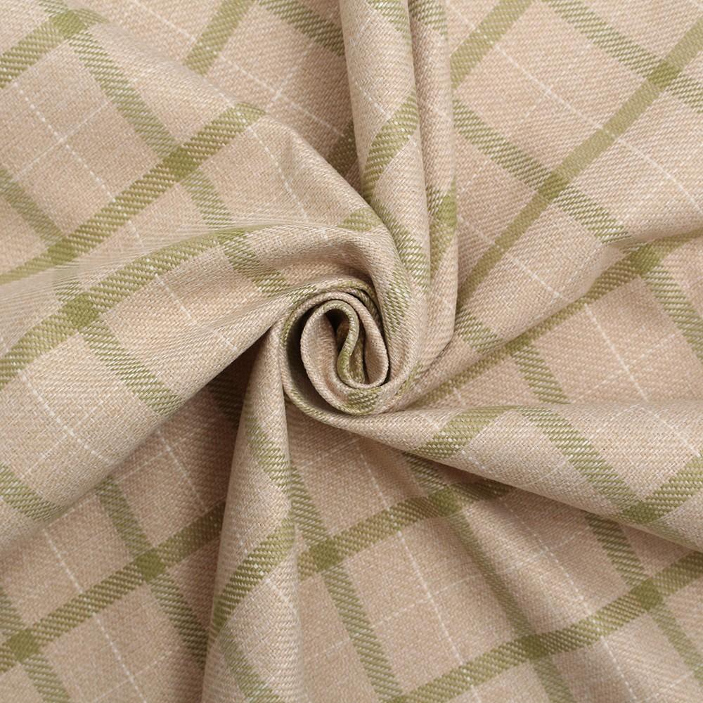 Next Fabrics Tartan Check Window Pane Upholstery