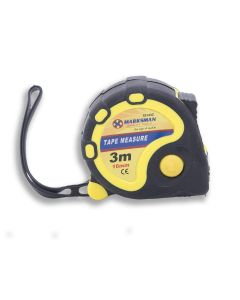 Tape Measure Quality 3m x 16mm Brightly Coloured Durable Body