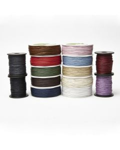 Waxed Cord Ribbon Spool