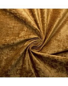 Luxury Plush Crushed Satin Velvet Upholstery Fabric