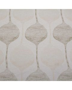 Figaro Hour Glass Upholstery Fabric - Green