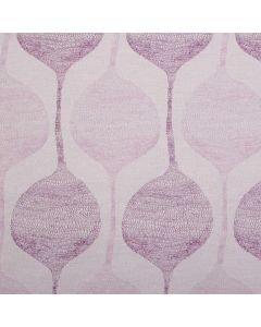 Figaro Hour Glass Upholstery Fabric - Pink