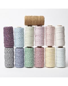 Bakers Twine String Ribbon 100m Roll