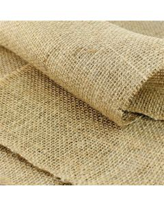 Natural Jute Burlap Hessian Cloth Lining Fabric