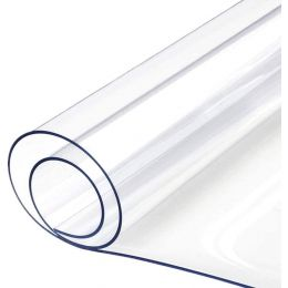 Clear PVC Sheeting Plastic Vinyl Fabric 0.75mm
