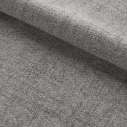 Venice Faux Plain Wool Upholstery Fabric