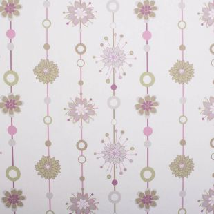 Greenwich 100% Cotton Floral Upholstery Fabric