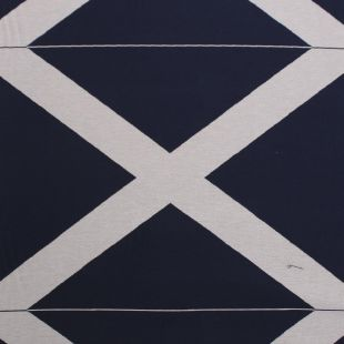 Scottish Woven Flag Linen Look 70 x 48cm Cushion Panel