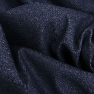 100% Cotton Denim Dressmaking Fabric - 14oz Indigo