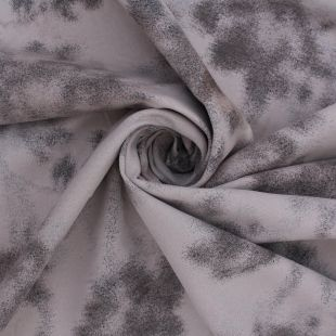 Bronte Blurred Floral Woven Chenille Upholstery Fabric