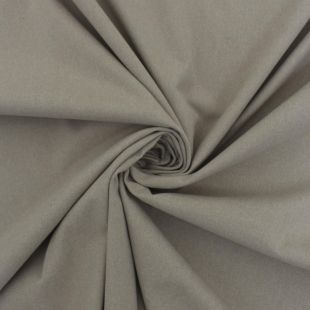 Bergen Plain Faux Wool Taupe Upholstery Fabric