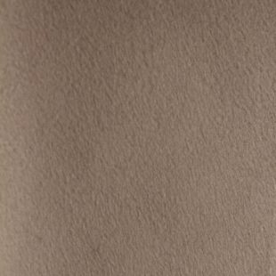 Frosted Velvet Taupe Upholstery Fabric - 5m Roll