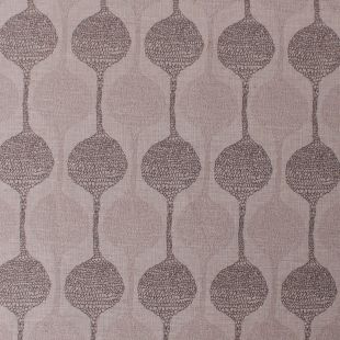 Orpheus Hour Glass Floral Upholstery Fabric - Natural