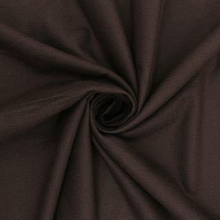 Edna Faux Wool Chocolate Brown Upholstery Fabric