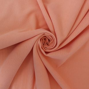 Bariloche Plain Canvas Coral Upholstery Fabric