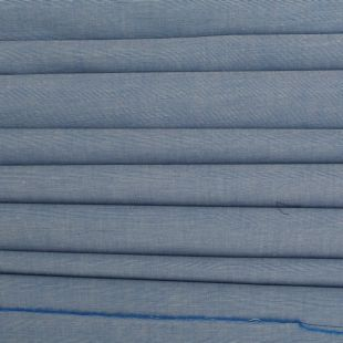 100% Cotton Denim Dressmaking Fabric - Chambray