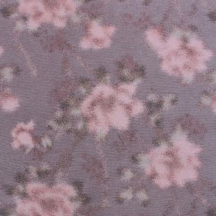 Bronte Rose Blurred Shabby Upholstery Fabric