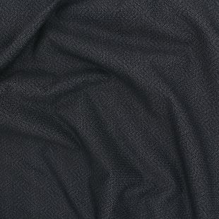 Harrison Multi Directional Weave Plain Upholstery Fabric - Charcoal