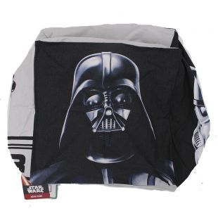 Children's 100% Cotton Character Bean Bags - Unfilled - Star Wars Cube