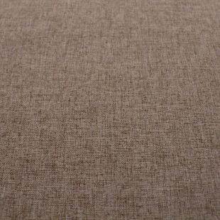 Nebride Fawn Plain Linen Look Upholstery Fabric