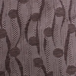 Kazue Textured Taupe Woven Pattern Upholstery Fabric