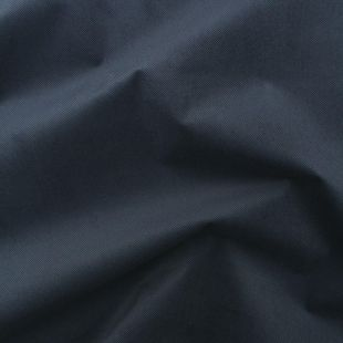 Juventus Cross Weaves Velvet Chenille Upholstery Fabric - Navy