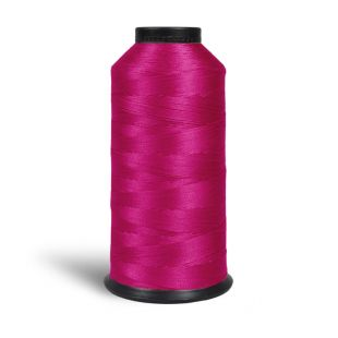 Bonded Nylon 40s Sewing Thread 3000m - Cerise
