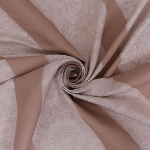 Quartz Elegant Damask Stripe Upholstery Fabric