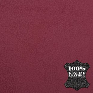 Leather Hide 100% Genuine - Sherry 4.09 m2