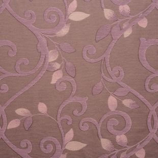 Lilicia Floral Vine Jacquard Upholstery Fabric