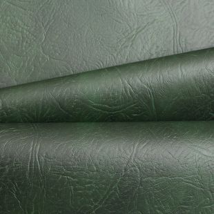 Luxury Faux Leather Fire Retardant Upholstery Fabric