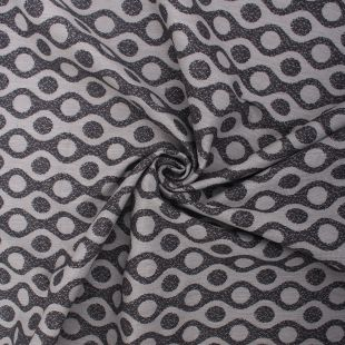 Palace Wave Woven Upholstery Fabric