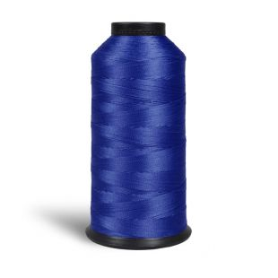 Bonded Nylon 40s Sewing Thread 500m - Royal Blue