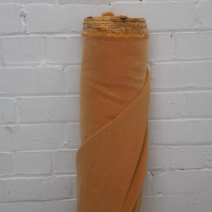 Sheen Orange Cotton Lightweight Furnishing Fabric