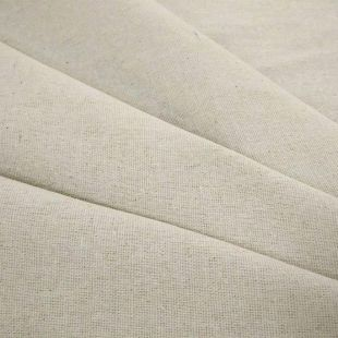 Fire Retardant 100% Cotton Calico Lining Barrier Bottoming Cloth Fabric 127cm