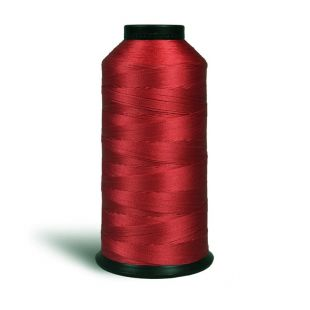 Bonded Nylon 60s Sewing Thread 1000m - Wine
