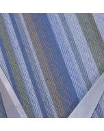 Palermo Woven Stripe Upholstery Fabric - Green