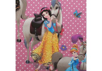 Licensed Disney Cartoon 100% Cotton Fabric