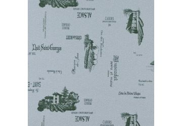 Double Face Reversable Jacquard Vintage French Fabric