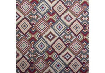 World of Aztec Tapestry Upholstery Fabric
