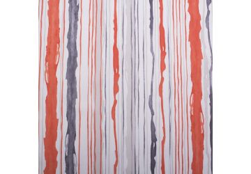 Kodie Art Collection 100% Cotton Striped Upholstery Fabric