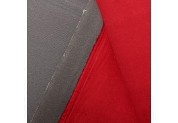 Scrim Foam Backed Faux Suede Vehicle Headlining Upholstery Fabric